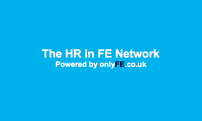 The HR in FE Network powered by onlyFE.co.uk