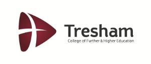Small Tresham college logo
