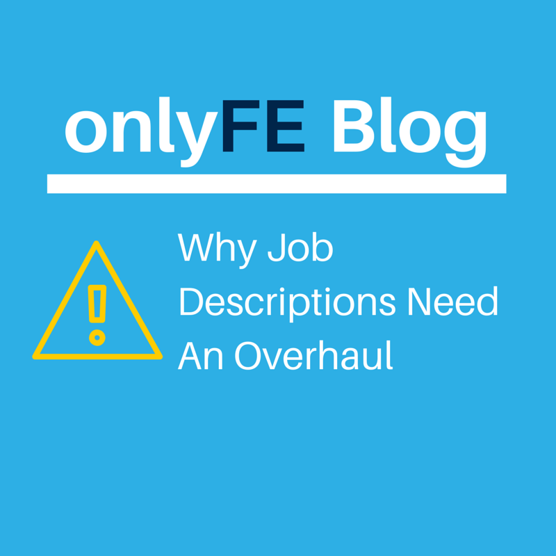 What should a good job description contain