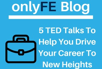 5 TED Talks To Help You Drive Your Career To New Heights