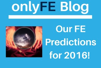 what will happen in Further Education 2016
