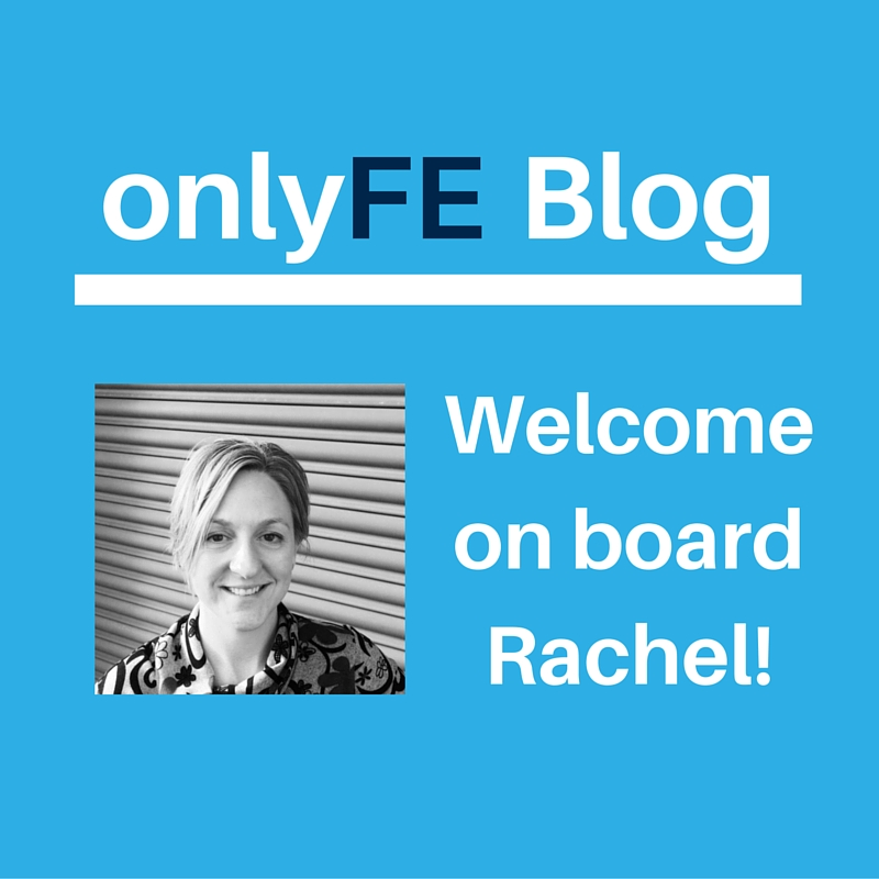 onlyFE welcoms Rachel Young - Further education recruitment advertising