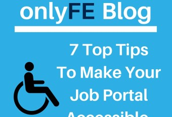 how to make your job portal accessible