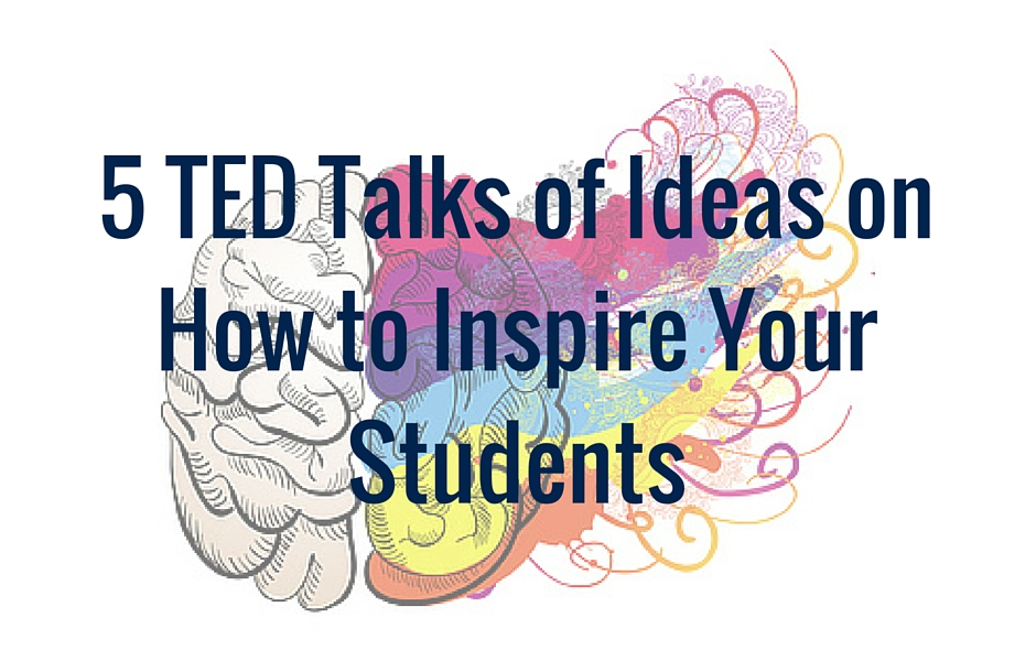 TED talks for students
