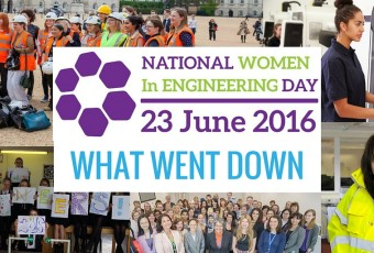 NWED national women in engineering day 2016