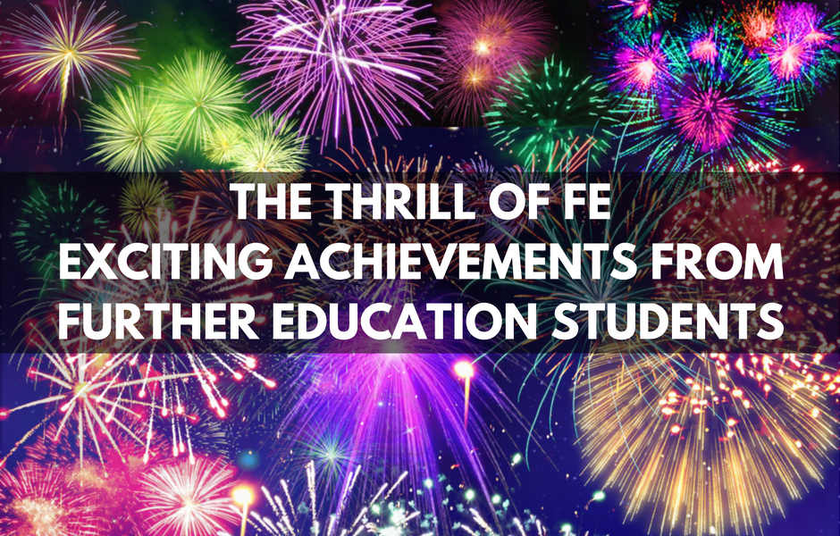 Working in Further Education - student achievement
