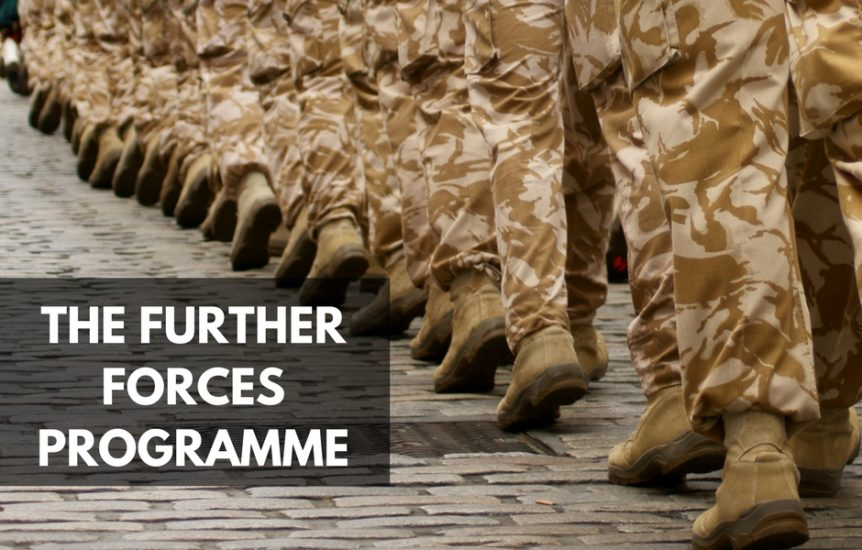 further forces programme FE ex military (1)