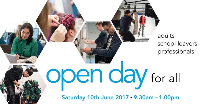City College Southampton Open Day