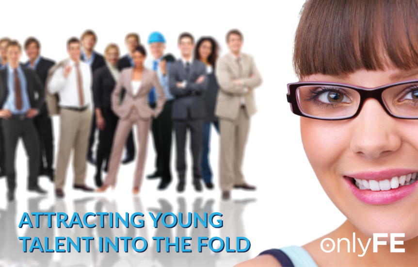 Apprenticeships - Attracting Young Talent Into The Fold